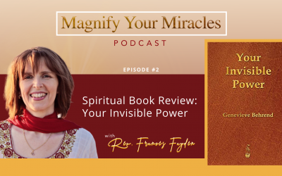 Spiritual Book Review: Your Invisible Power