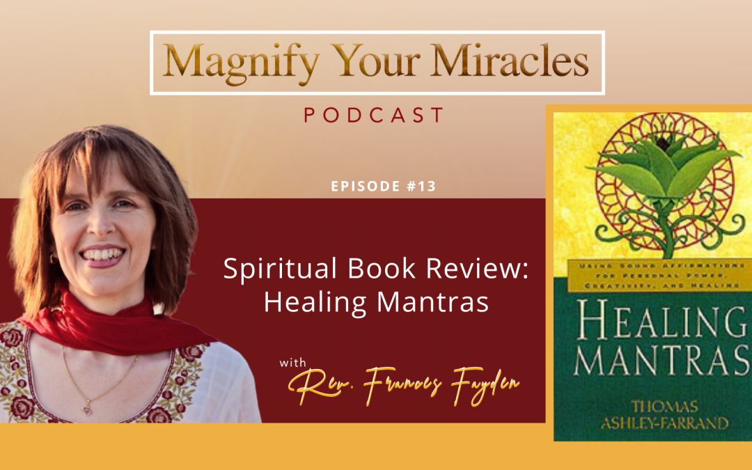 Spiritual Book Review: Healing Mantras