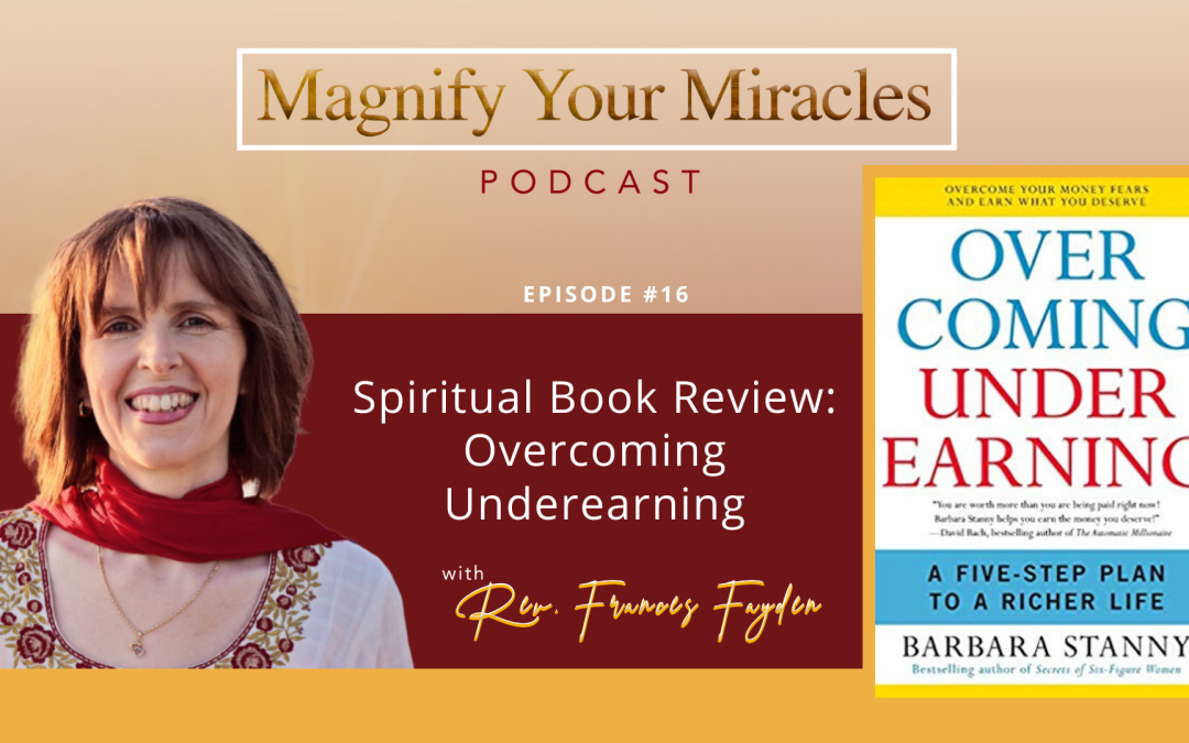 Spiritual Book Review: Overcoming Underearning