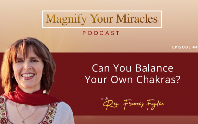 Can You Balance Your Own Chakras?